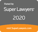 super lawyers award 2020